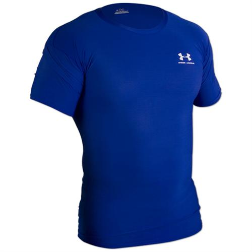 Under Armour Heat Gear Short Sleeve Rash Guard